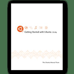 Manual Ubuntu disponible