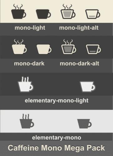 Caffeine-mono MegaPack