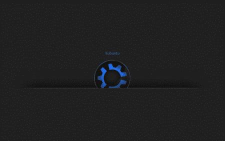 KubuntuInTheShadowBlue