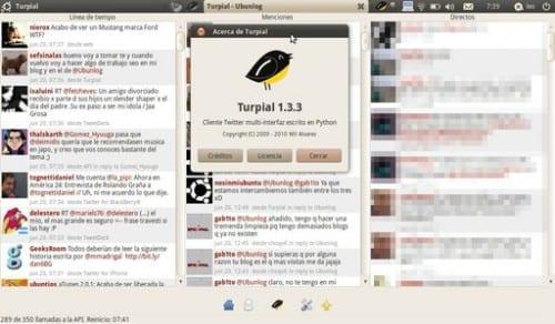 Turpial 1.3.3 versión final estable