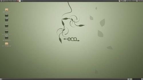 Eco,theme pack de Bisigi Project