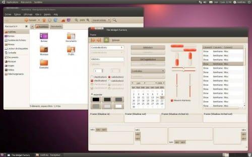 Equinox Ubuntu Theme