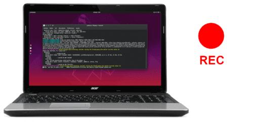 Grabar pantalla con el terminal y FFmpeg