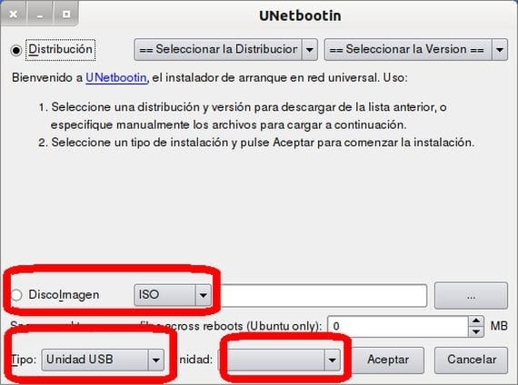Unetbooting