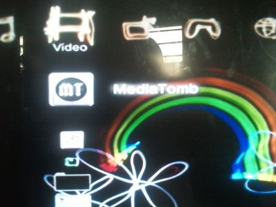 Mediatomb en la PS3