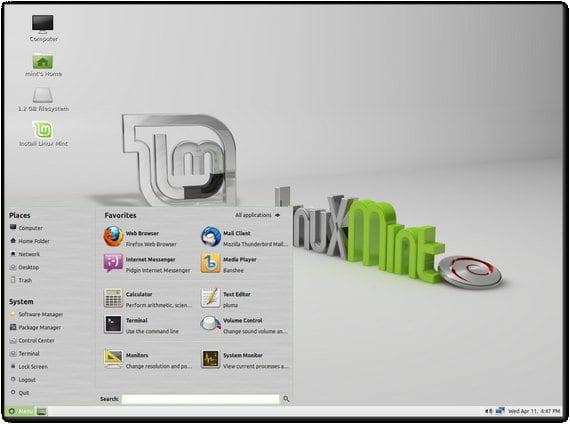 Versión Debian