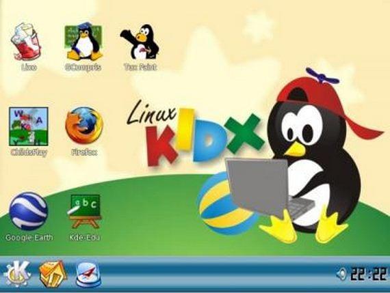 LinuxKidX
