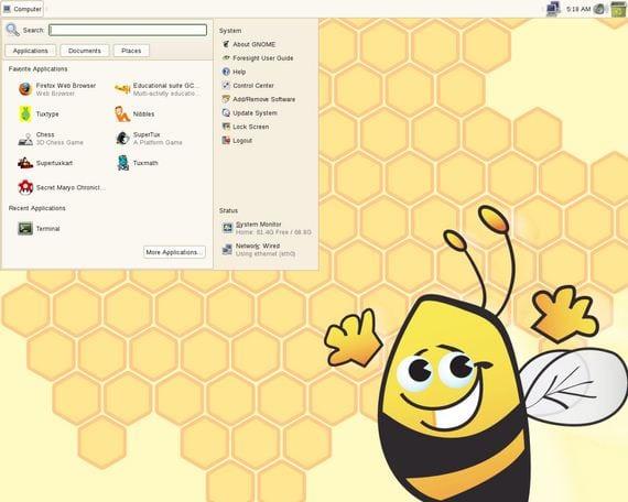 Linux para los peques de la casa