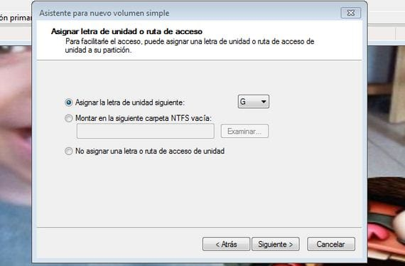 Utilidad de discos de Windows