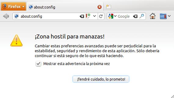 Firefox compatibilidad complementos