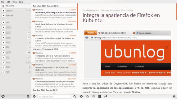 Lightread Ubuntu