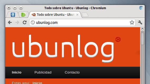 Chromium integración KDE