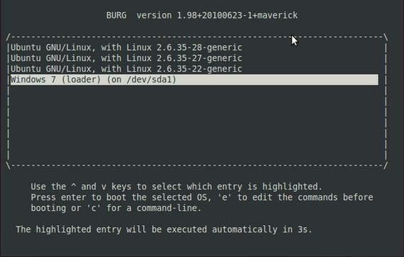 Cómo recuperar el grub de Linux en Ubuntu 12.04