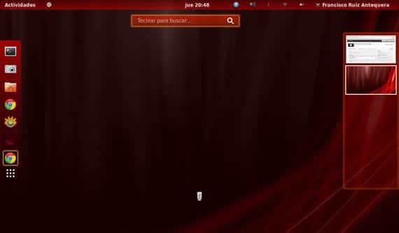 Tema Elegant-Red en gnome-shell