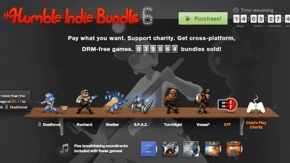 The Humble Indie Bundle 6 Linux