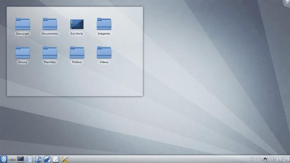 KDE Desktop