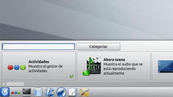 Plasmoides KDE