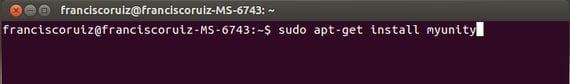 Instalando Myunity en Ubuntu