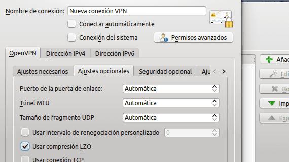 OpenVPN KDE Kubuntu