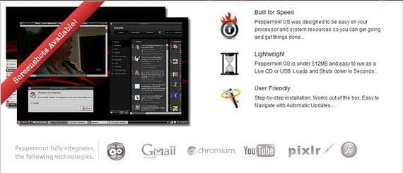 Peppermint OS, otra distro Linux basada en Ubuntu 12.04