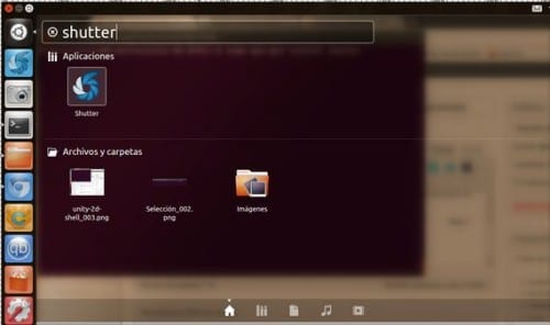 Shutter, captura de pantalla para Ubuntu con muchas opciones