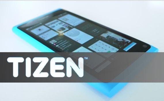 Smartphone con Tizen OS
