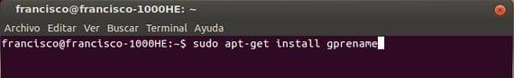 Cómo renombrar archivos de forma masiva en Linux