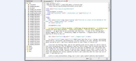 Crea tus propios eBook con Sigil
