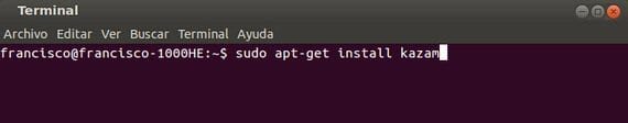 Kazam, graba tu escritorio en Linux