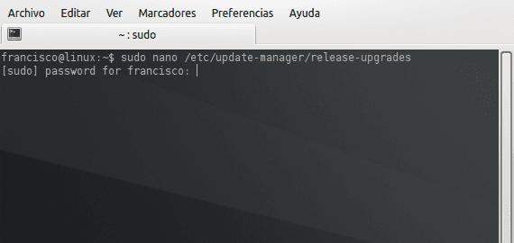 Kubuntu 12.10 actualización