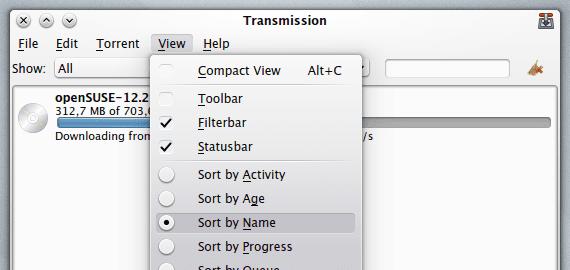 Transmission KDE