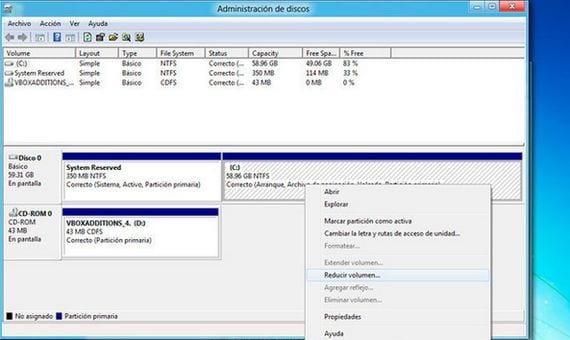 Cómo instalar Ubuntu 12.10 junto a Windows 8