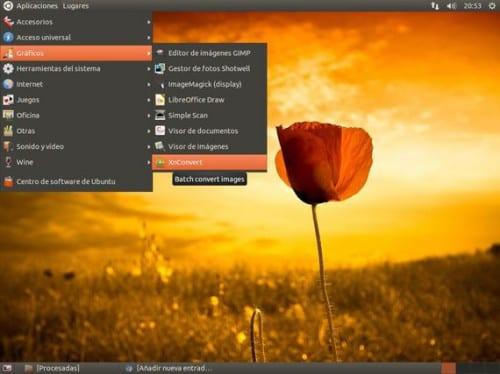 XnConvert, para procesar imágenes en lote desde Linux