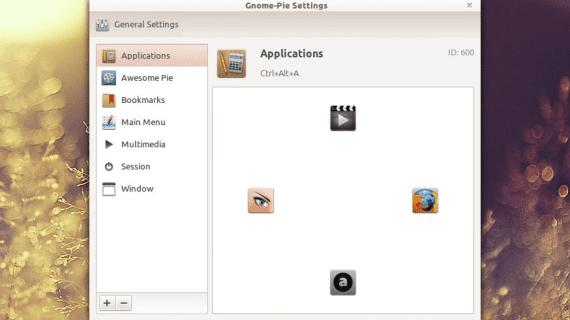 Ubuntu Gnome-Pie