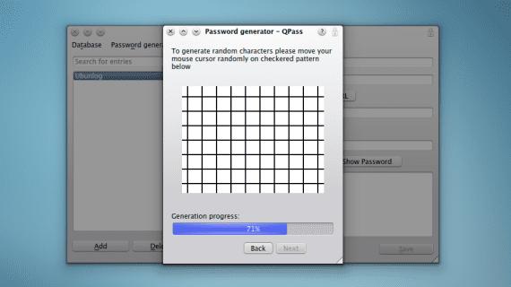 QPass en KDE