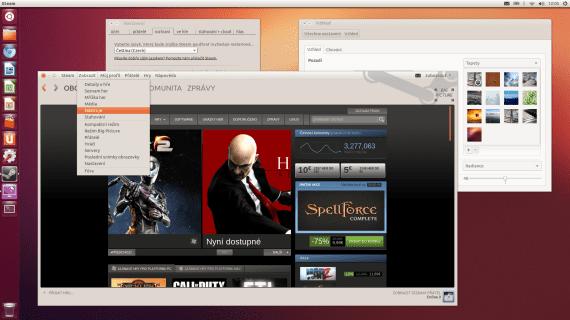 Ubuntu Steam Radiance