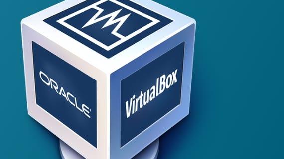 Logo de VirtualBox