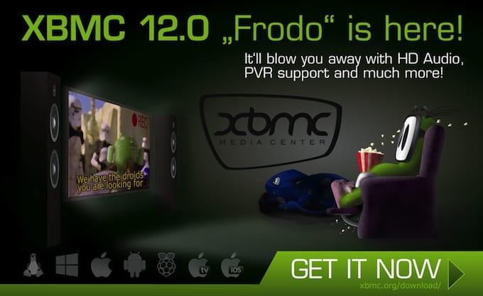 XBMC 12.0 Ubuntu