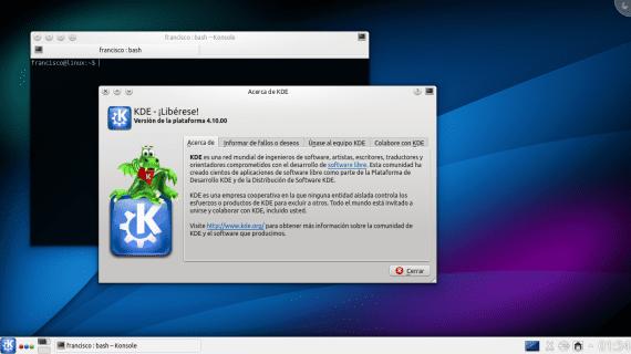 KDE 4.10 Kubuntu 12.10