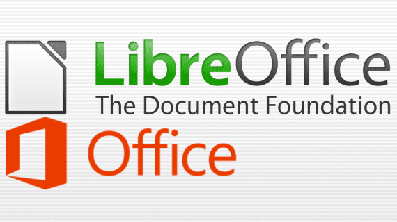 LibreOffice contra Microsoft Office