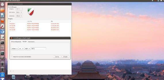 El Cortafuegos en Ubuntu