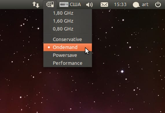 Escalado de Frecuencia en Ubuntu
