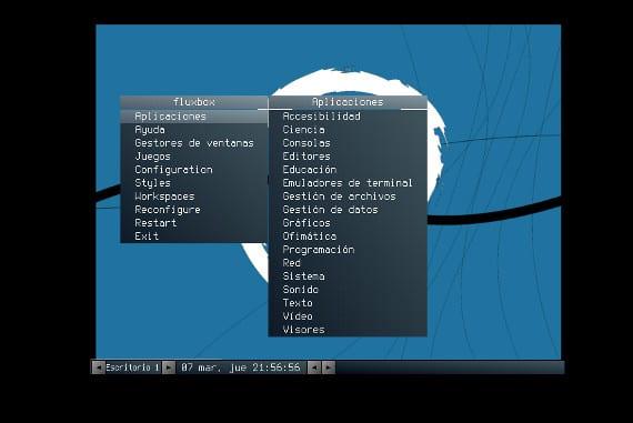 Fluxbox en Ubuntu