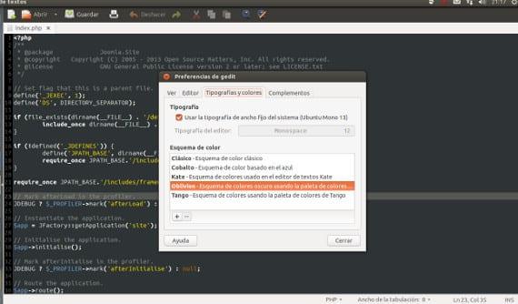 Gedit, ¿un Procesador o un Editor de Código?
