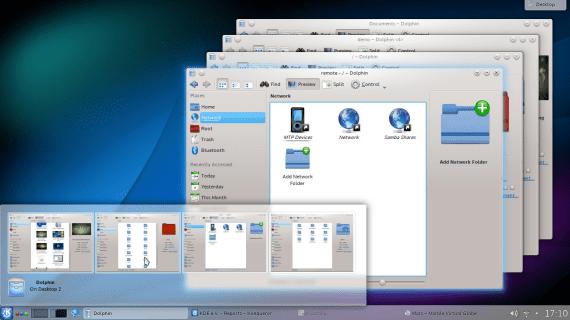 KDE, KWin