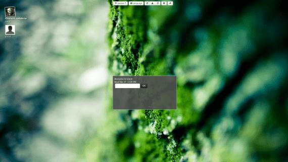Linux Mint MDM