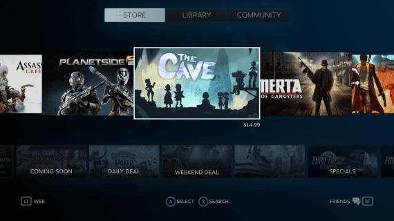 Steam para Linux