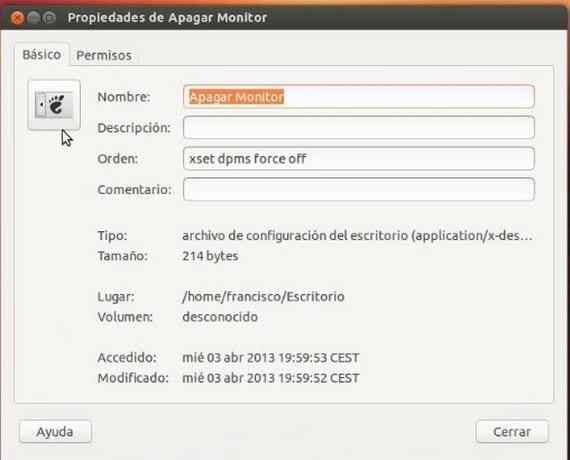 Cómo crear lanzador personalizado en Ubuntu
