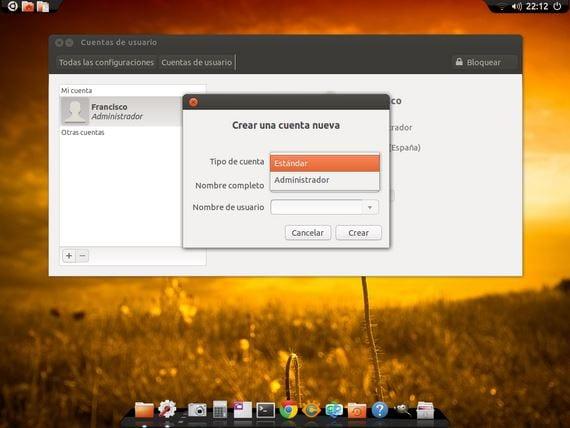 Cómo crear un nuevo usuario en Ubuntu