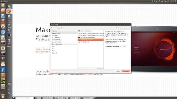 Crear una aplicación con el SDK de Ubuntu Mobile